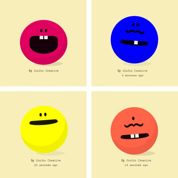 css creatures make your own joojoo creative
